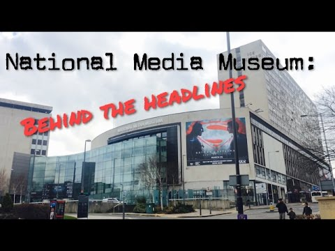 #MyBradford - National Media Museum