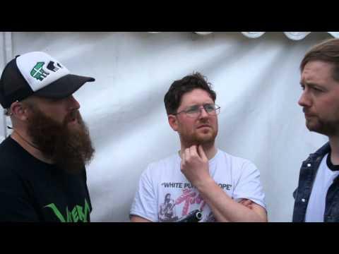 Hawk Eyes Reading Festival Interview 2015