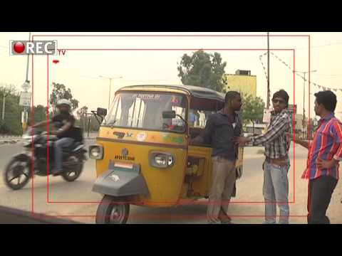 JUST FOR FUN CRAZY COMEDY ON ROAD TELUGU...