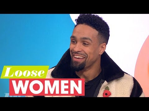 Ashley Banjo Is Joining the Dancing on Ice Judging Panel | Loose Women