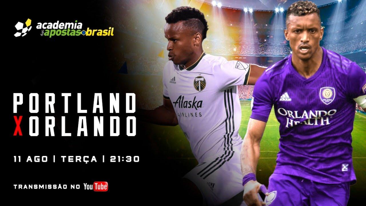 Portland vs Orlando ao vivo - Final MLS / Acompanhamento