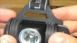 видео Skilhunt H03 - обзор фонарика с АлиЭкспресс, где можно купить