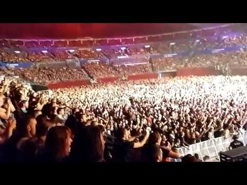 BEFORE I FORGET by SLIPKNOT in QUDOS BANK ARENA - SYDNEY 2016