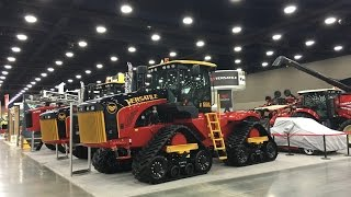 2016 National Farm Machinery Show Versatile Exhibit