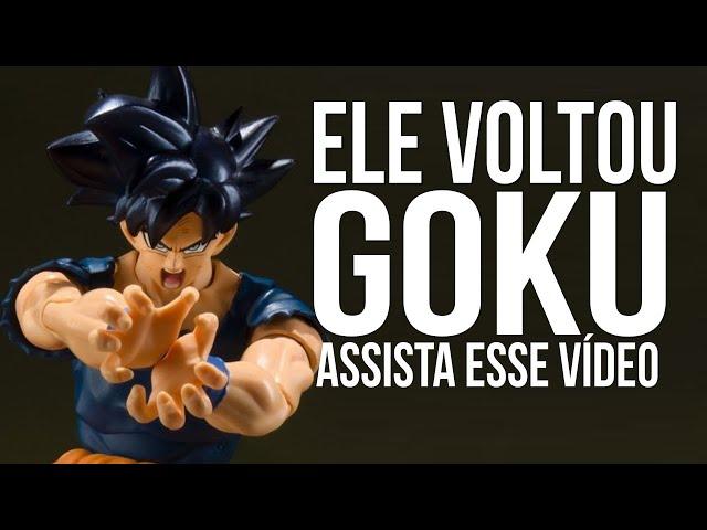 GOKU VOLTA A DAR LIÇÃO DE MORAL EM VIDEO MOTIVACIONAL ( DRAGON BALL Z )