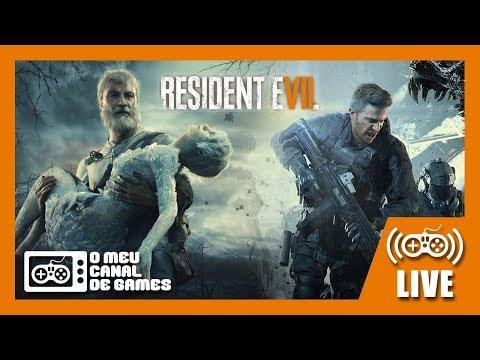 [Live] Resident Evil 7: NOT A HERO / END OF ZOE (Xbox One) - Até Zerar AO VIVO
