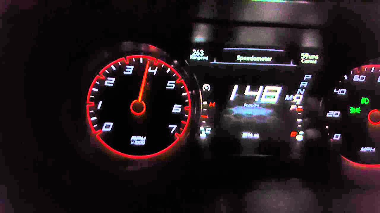 Dodge Charger 2015 Sxt Top Speed Youtube