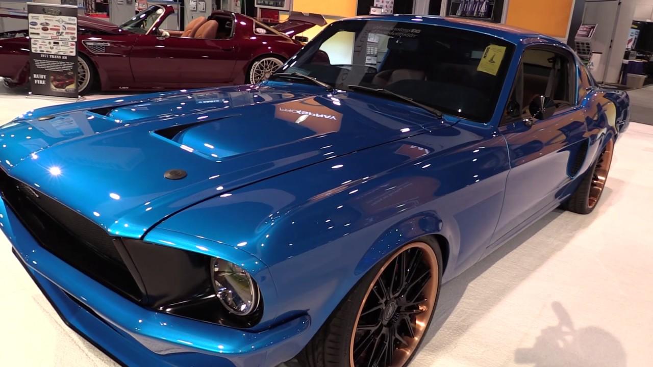 BrandX Customs 1967 Mustang