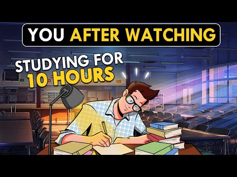 Watch This If You Can't Focus Before Studying and Work