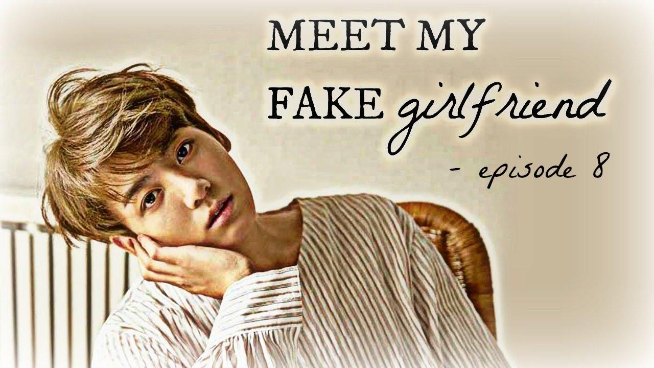 [BTS] Jungkook FF °Meet my fake girlfriend° EP 8