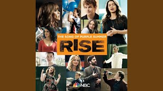The Song Of Purple Summer (feat. Amy Forsyth) (Rise Cast Version)