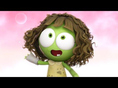 Spookiz   I nuovi capelli di Zizi   Cartoni animati per bambini   WildBrain