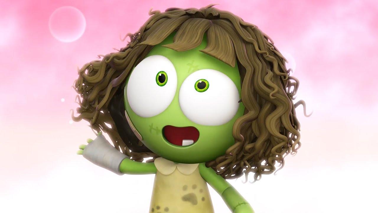 Download Spookiz | I nuovi capelli di Zizi | Cartoni animati per bambini | WildBrain