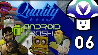 "[Vinesauce] Vinny - Quality Android Trash: ""It's Back!"" Edition (part 6)"