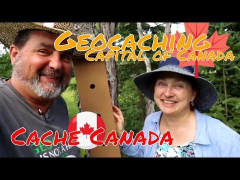 Geocaching Capital Of Canada