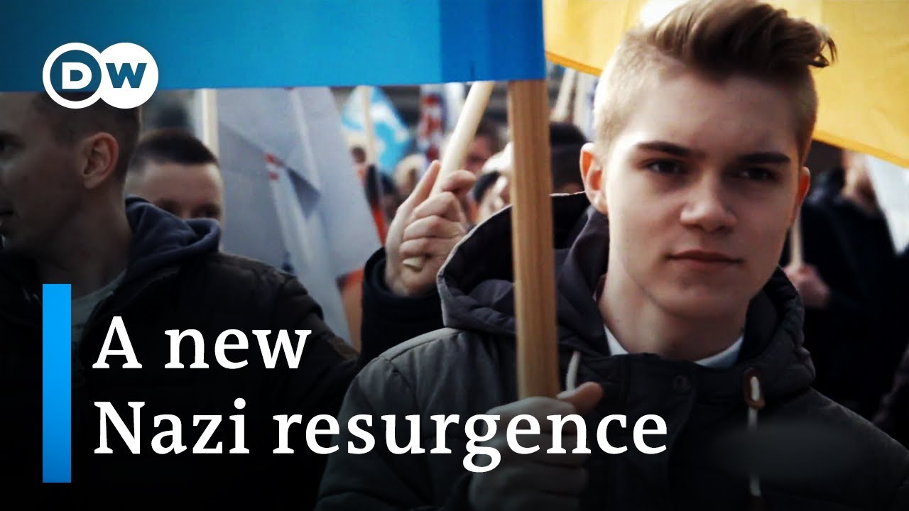 What neoNazis have inherited from original Nazism  DW Documentary