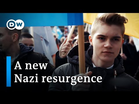 What Neo-Nazis Have Inherited From Original Nazism | DW Documentary (neo-Nazi Documentary)