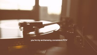 archenemy (lyric video)