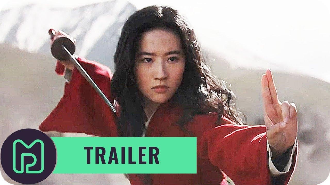 Mulan 2021 Trailer Deutsch