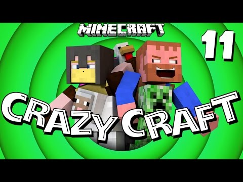 Minecraft Mods ★ FLY LIKE A BIRD ★ CrazyCraft [11]