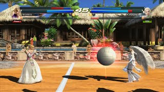 TTT2 Wii U: Tekken Ball Play (Nina/Anna/Steve)