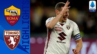 Roma 0-2 Torino | Belotti Double Gives Visitors Victory! | Serie A TIM