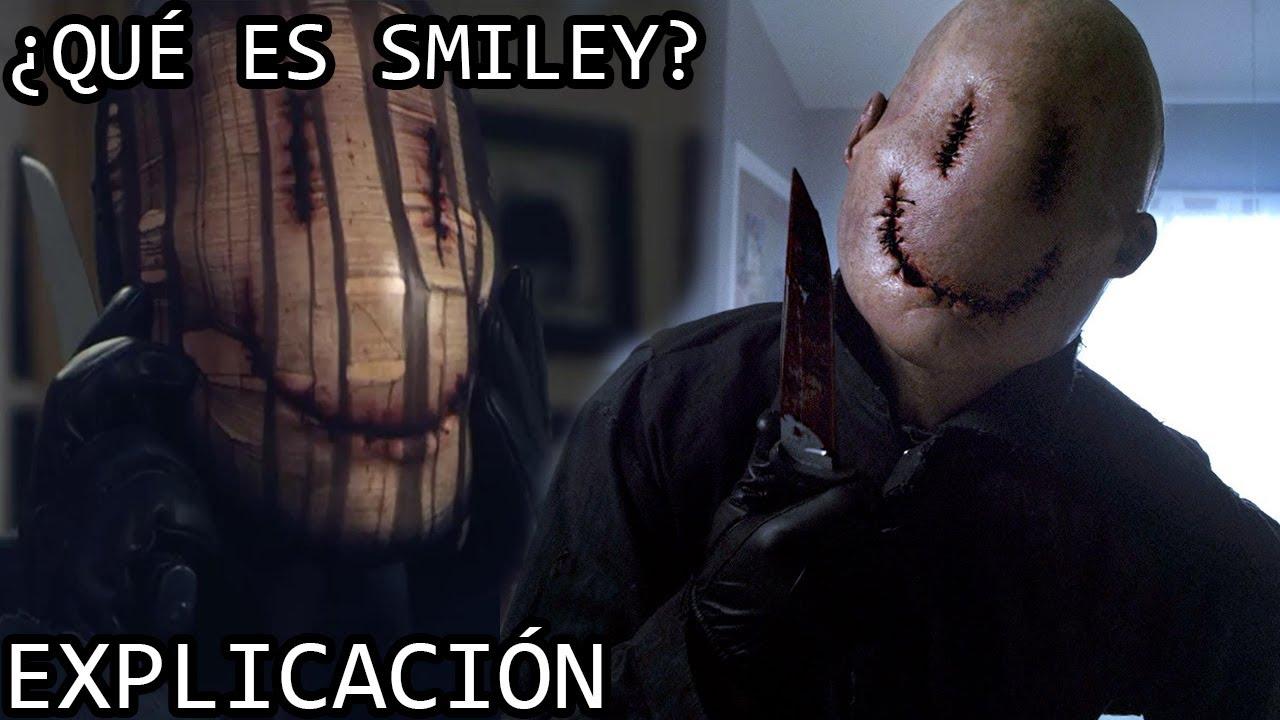 ¿Qué es Smiley? EXPLICACIÓN | El Siniestro Origen de la Entidad Smiley (Sonriente) EXPLICADO