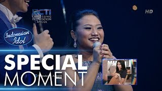 Download Mp3 Maria menyanyikan lagu impiannya! - RESULT & REUNION - Indonesian Idol 2018