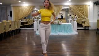 Kizomba Lady Style Kseniia Кизомба Женский стиль Соло Ксения