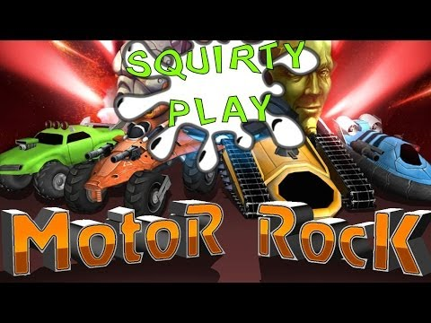 MOTOR ROCK - Xtreme Copyright Infringement (Squirty Play)