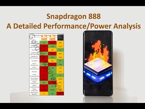 Such Power, Much Heat. Xiaomi Mi 11 Snapdragon 888 Performance/Efficiency Analysis vs 865 Kirin 9000