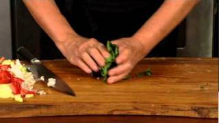 Farro Salad-video 3-cooking Simply: The Italian Way!