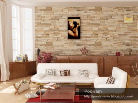 Living Room Design 2 - home-designing.com - YouTube