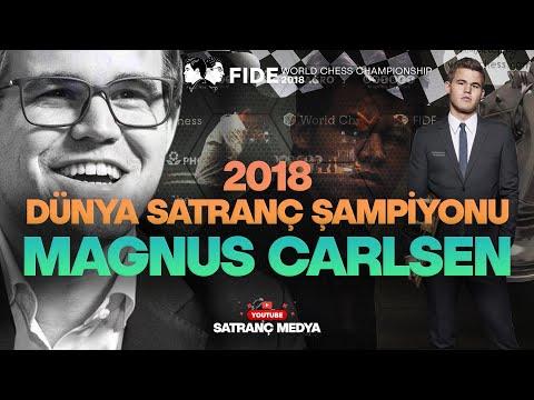 Şampiyon Magnus Carlsen!