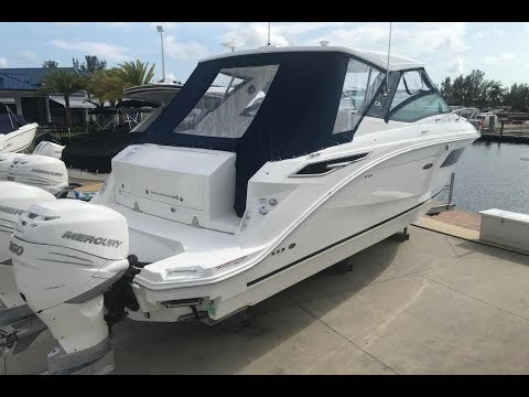 2020 Sea Ray Sundancer 320 Outboard For Sale At MarineMax Fort Myers, FL