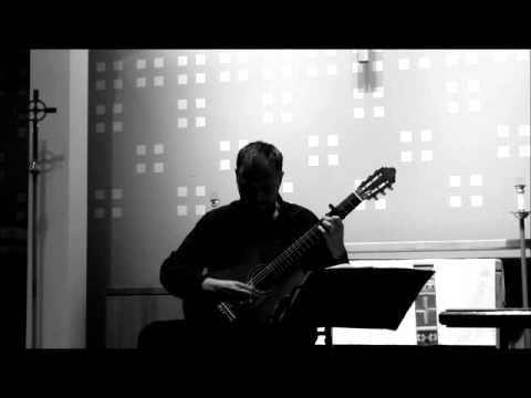 J.S.Bach - Suite BWV 997 in C minor - Marko Feri, guitar