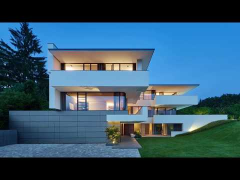 SONNENBERG HOUSE, a Villa by Alexander Brenner Architects
