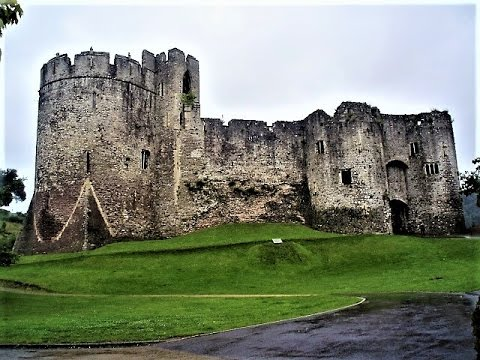 Chepstow Castle, Wales, United Kingdom from Travel with Iva Jasperson