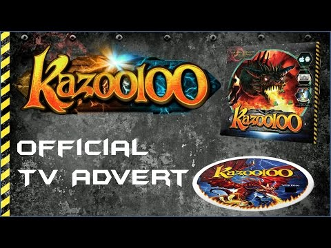 Kazooloo Vortex Official TV Advert