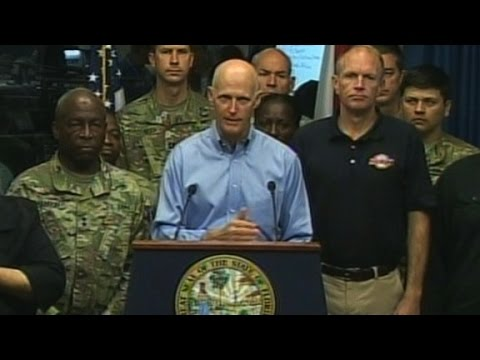 Rick Scott: Hurricane Matthew will kill people