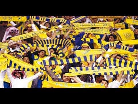 بالفيديو شاهد فرحة مشجعين نادي النصر اثناء تتويجه بدوري عبداللطيف جميل للمحترفين
