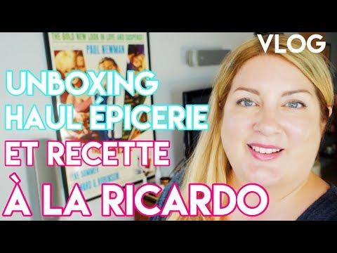 unboxing,-haul-Épicerie-et-recette-de-boeuf-À-la-mijoteuse-de-ricardo!-vlog