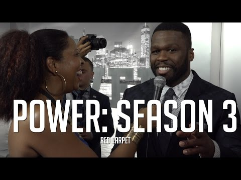 50 Cent and More Turn Out for 'Power' Season 3 Red Carpet!