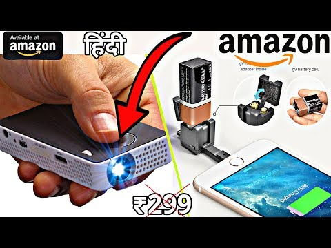 New Most Useful Hi Tech SmartPhone Gadgets For Girls On Amazon 👌NEW FUTURISTIC HI-TECH GADGETS 2018
