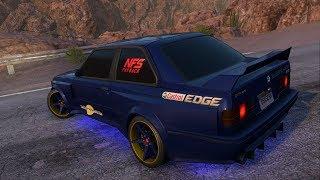 Need for Speed Payback Sprintrennen mit BMW M3 Evolution II E30