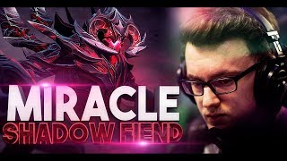Zapętlaj Miracle- EPIC Shadow Fiend Gameplay Compilation - Best of the Best Dota 2   hOlyhexOr
