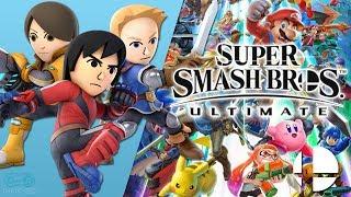 Baixar Dark Lord (Find Mii II) [Wii U / 3DS] - Super Smash Bros. Ultimate Soundtrack