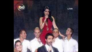 Haifa Wehbe Salma Ya Salama Celebrity Duets هيفاء وهبي سالمة يا سالامة