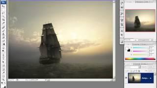 Уроки Adobe Photoshop CS3 - урок 1 - Обрезка, выделение области