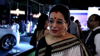 Mrs. Punam Sinha at Anmol's 30th Anniversary Celebrations